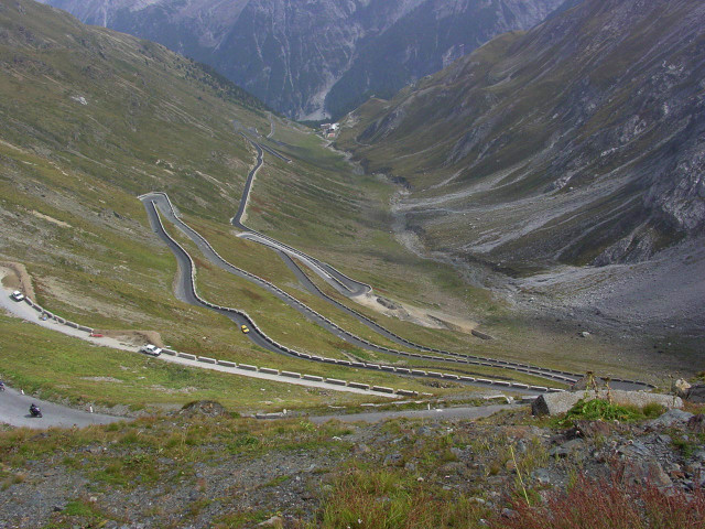 The ultimate switchbacks.