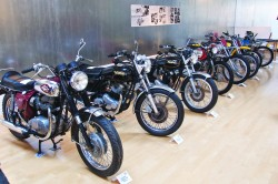 Some of the British bikes without me